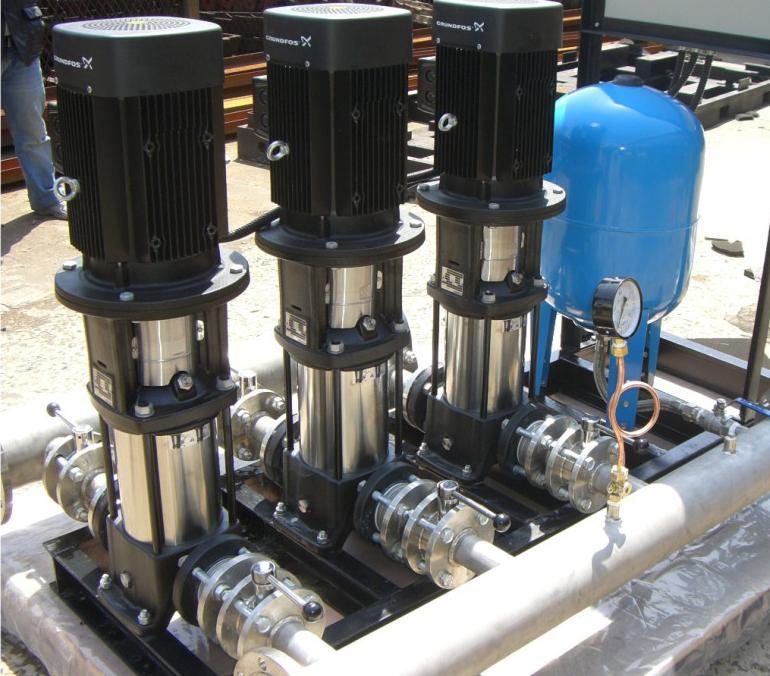 全自動變頻供水設備