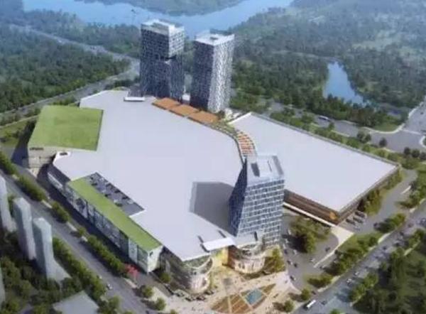 長沙宜家購物中心二期三期基坑支護工程