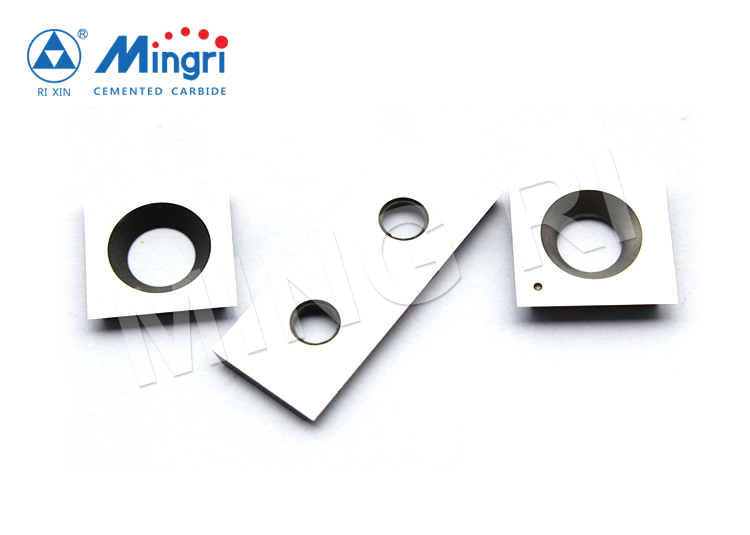 Cemented Carbide Square Cutters for Wood Lathe Tools