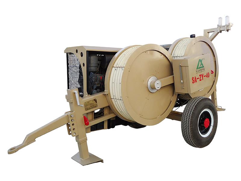 液壓張力機