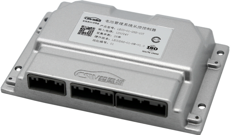 动力电池BMS26S从控控制器