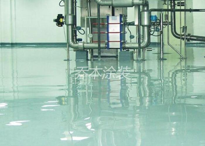 環氧樹脂砂漿地坪系統