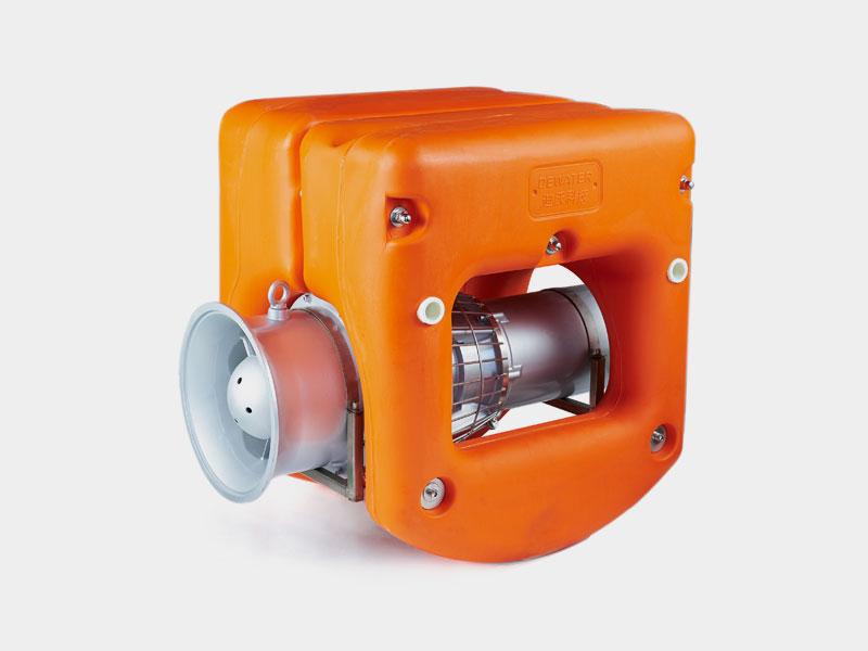 QW1000-10大流量移動式防洪泵
