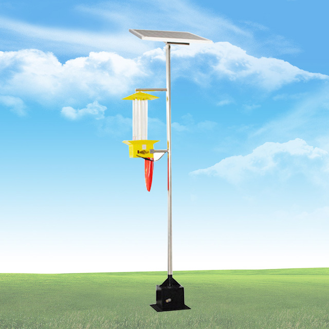 Jiaduo PS-15VI-1 Frequency-vibration Solar Insecticidal Lamp