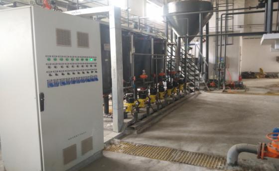 華能聊城2x330MW機組脫硫廢水處理新建項目通過168試運