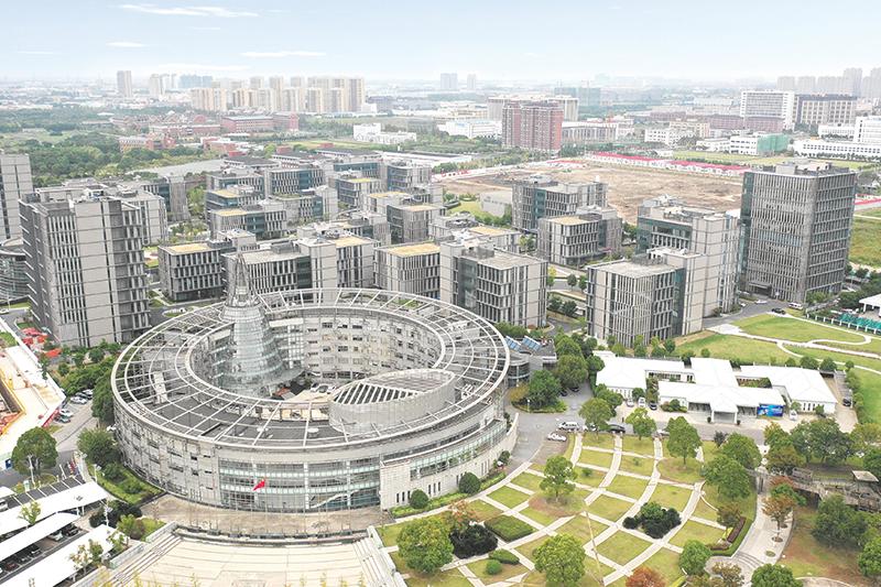 上海漕河涇科技綠洲南橋園區一期