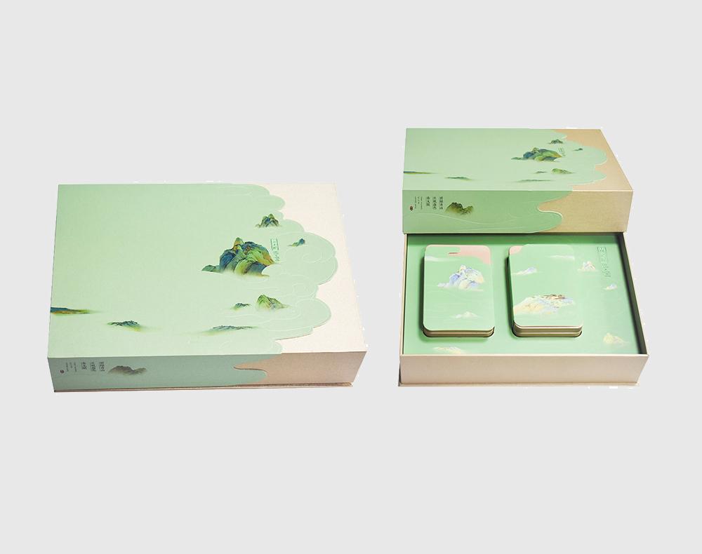 茶葉禮品盒包裝