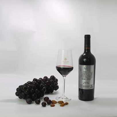 庞提·斐拉干红葡萄酒(裸瓶)