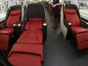 動車、高鐵、游艇、航空,VIP座椅外殼應用