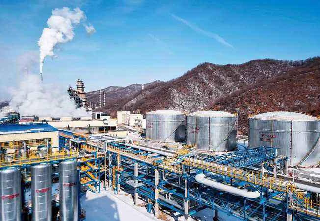 中石油吉化102廠