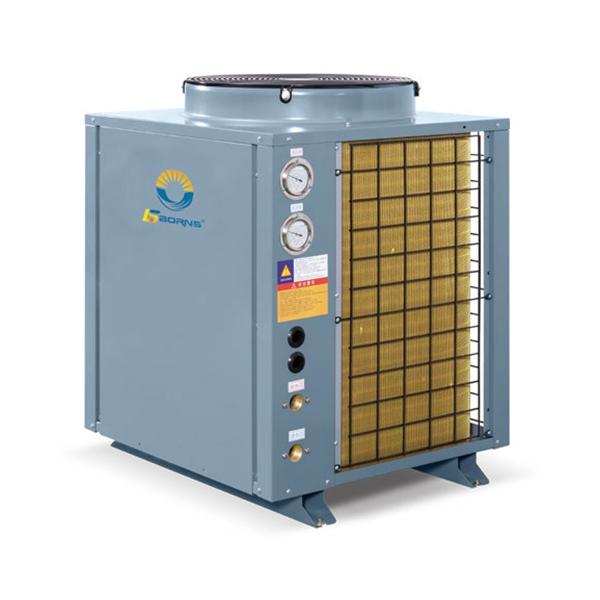 商用熱泵熱水機組超低溫系列