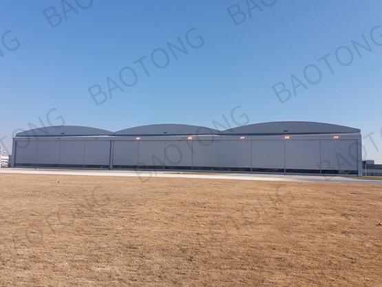 空中客車(天津)總裝有限公司 A330 寬體飛機完成中心