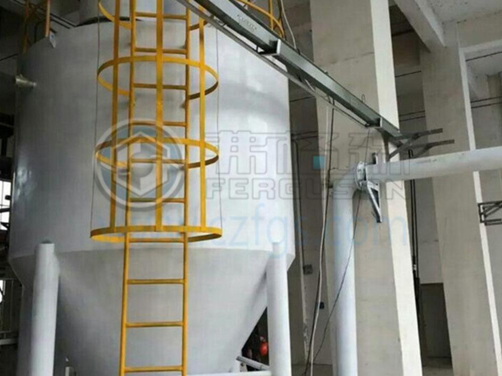 江蘇中科機器人有限公司——煦和集團負壓輸送項目