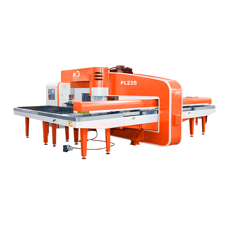 CNC Punch & Laser Combined Machine