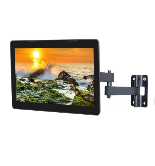 13.3 inch IPS smart  AD player with P05 bracket