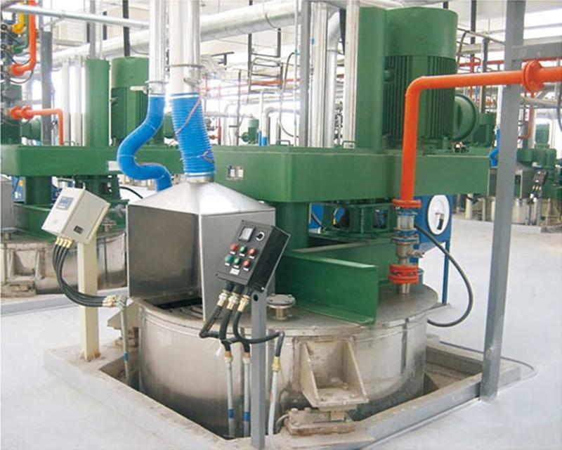 在線使用的單機單缸大功率液壓升降分散釜