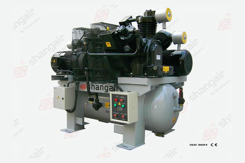 09W系列空氣壓縮機(雙機)