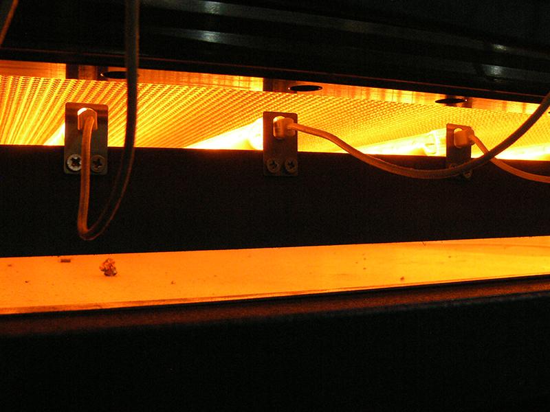汽车内饰件中的红外加热技术应用