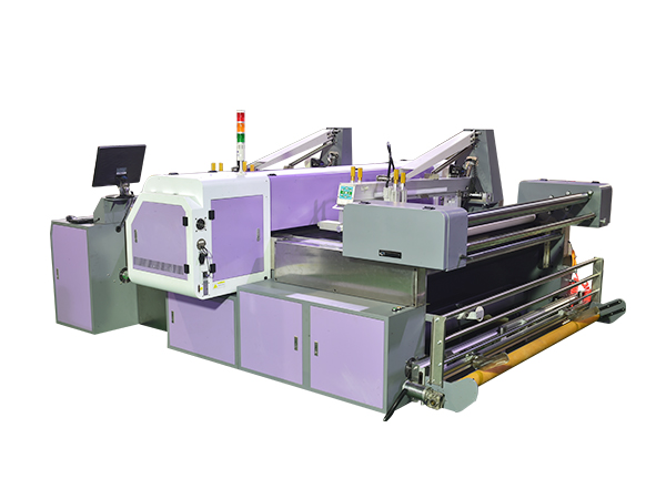 High speed digital compound printing machine (scraper + magnetic bar) Dry and wet dual-use