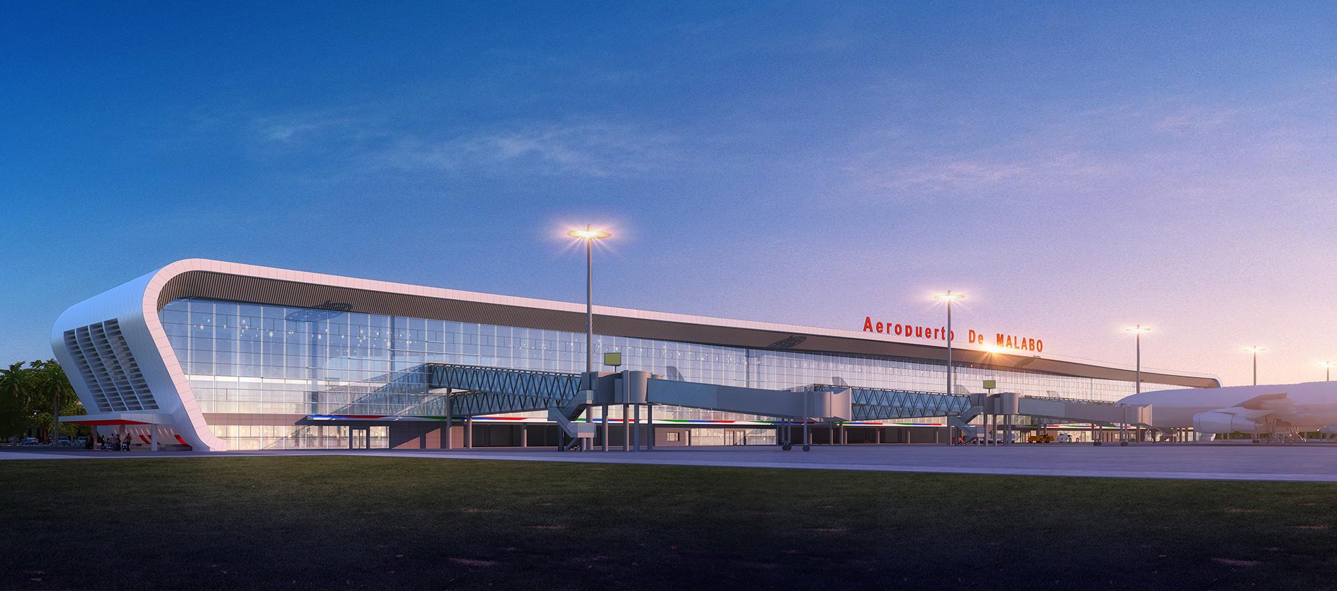 赤道几内亚机场