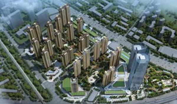 武漢中建御景星城