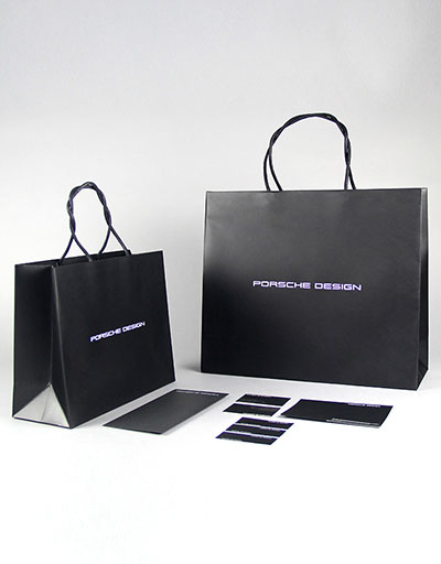 PORSCHE DESIGN Manufacturer wholesale custom luxury paper packaging gift box