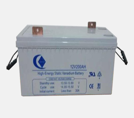 Vanadium battery