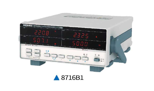 單相電參數測量儀8716B1