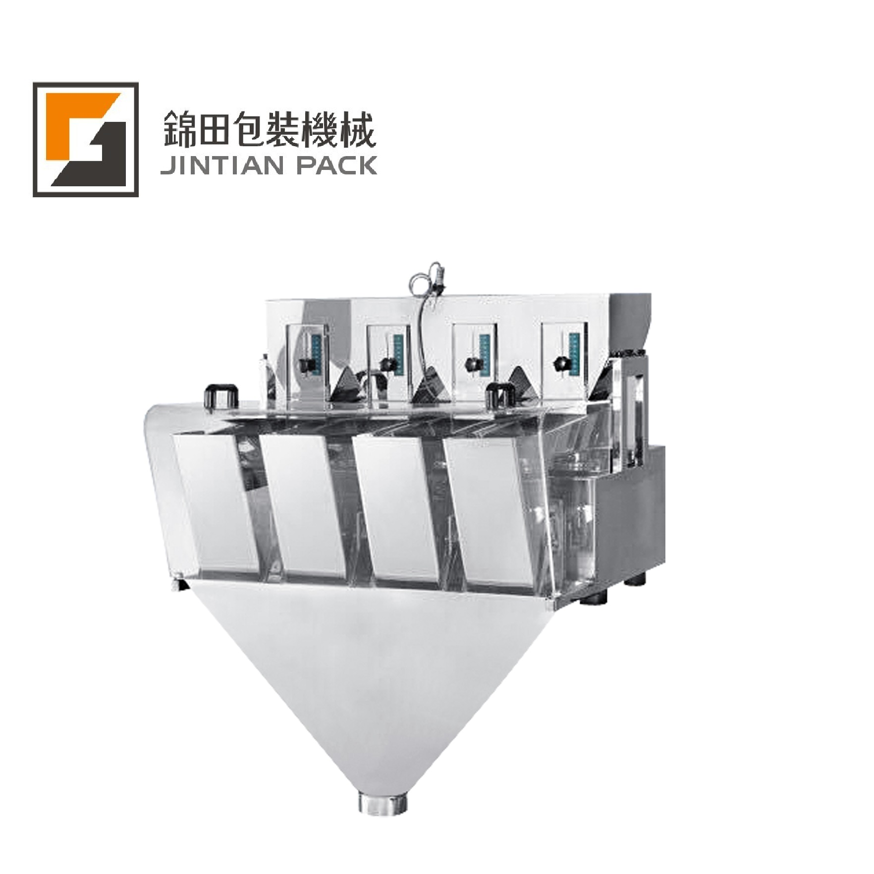 JT-4 Four heads weigher