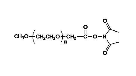 Methoxy PEG Succinimidyl Carboxymethyl Ester