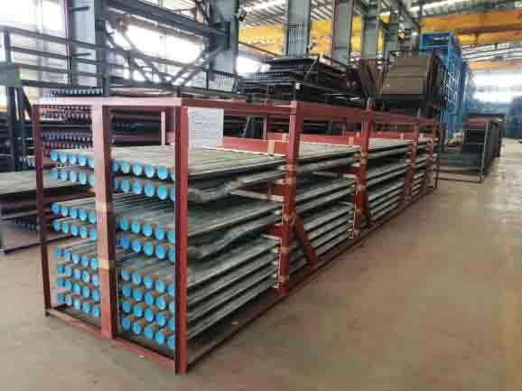 美國COVANTA側墻和后墻水冷壁堆焊項目