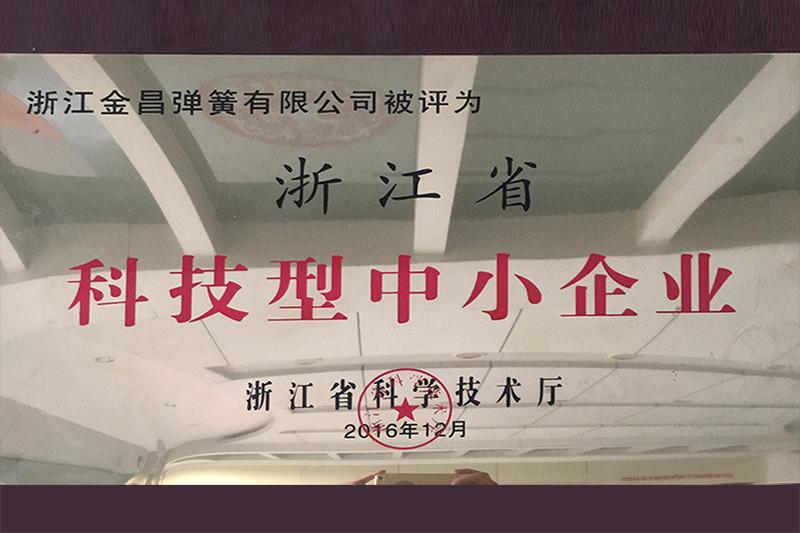 浙江省科技型中小企業