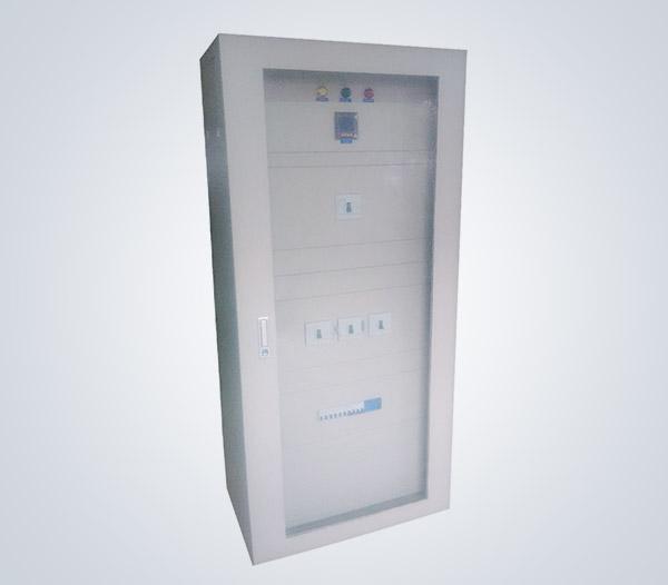【匯利電器】最新款單開玻璃門UPS電源分配列頭柜 配電柜 品牌制造