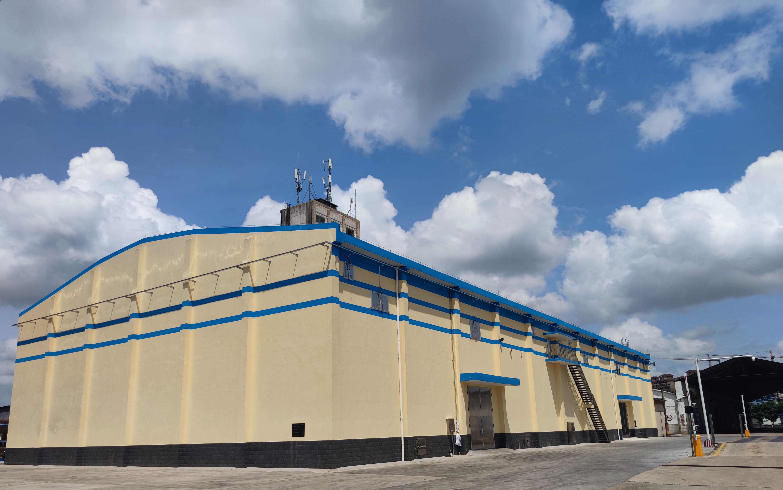 欽州糧食儲備庫4.2萬噸糧食儲備倉項目一期工程