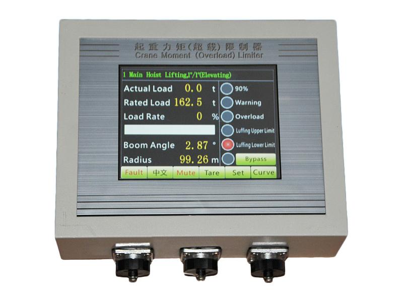 JSL-D1型起重力矩(超載)限制器
