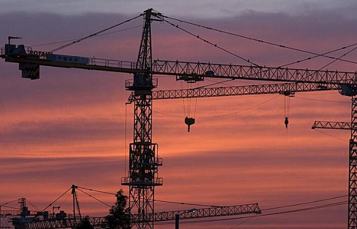 塔吊大型施工機械防風措施