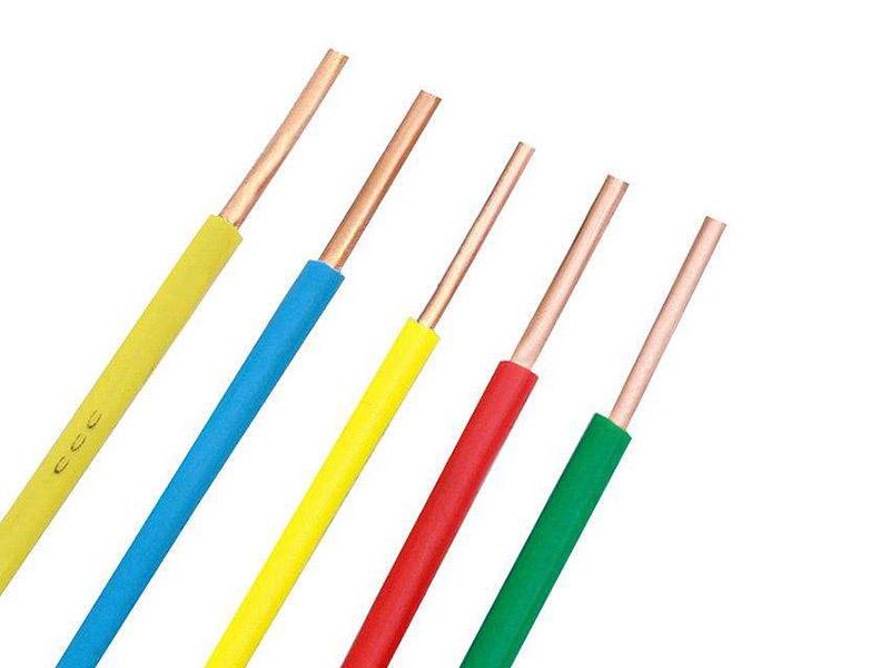 聚氯乙烯絕緣固定敷設用電纜(電線)