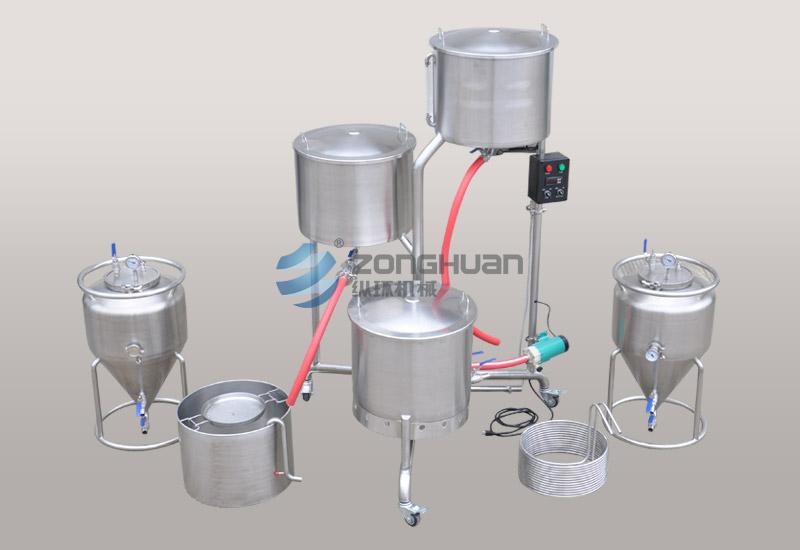 50L微型精釀系統