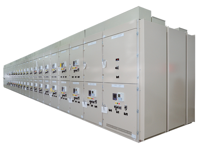 VCB board of 3/10 KV two-layer medium-voltage cabinet of gas circuit breaker and vacuum circuit breaker