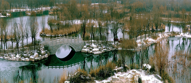 白浪綠洲濕地風景圖冊
