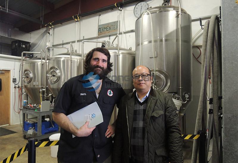 15BBL 美國啤酒工廠項目案例
