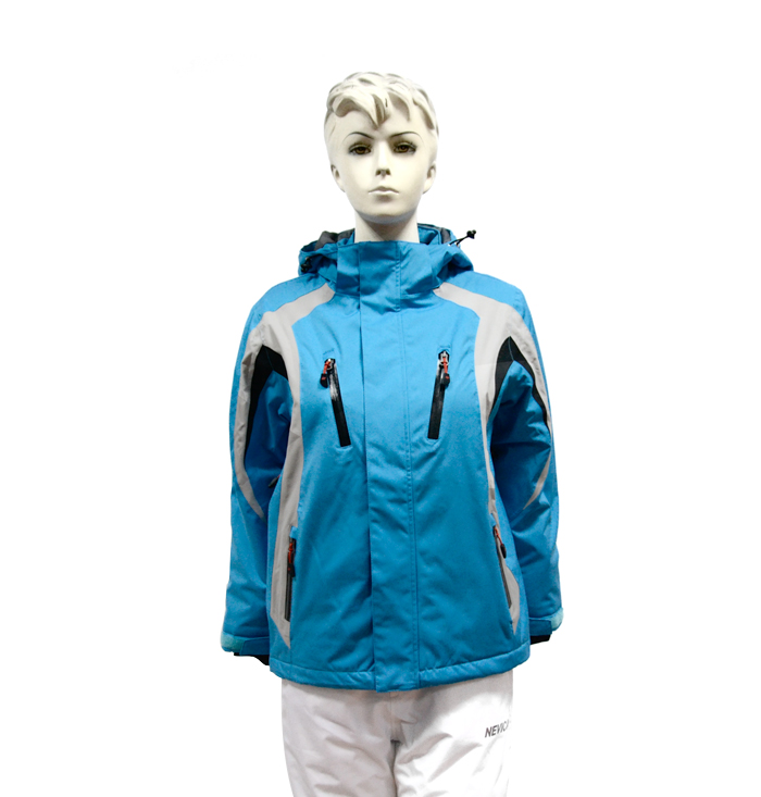 Kids ski padding jacket