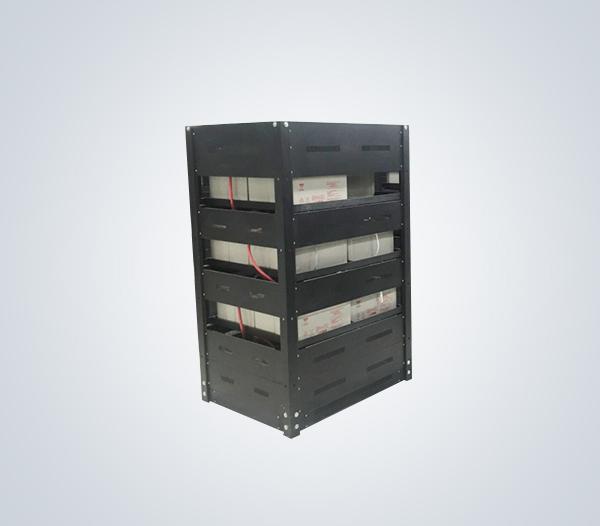【匯利電器】可定制新款機架式拼裝蓄電池架 UPS電池鋼架 品牌智造