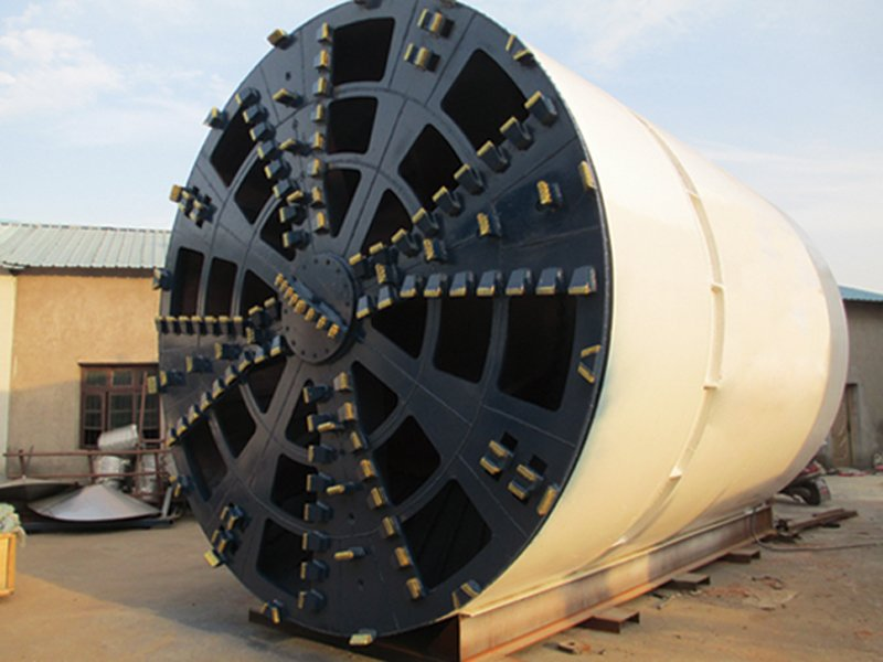 NPD泥水平衡隧道頂管機