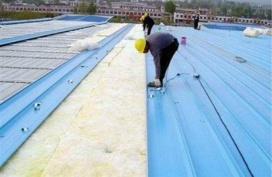 钢结构屋面保温
