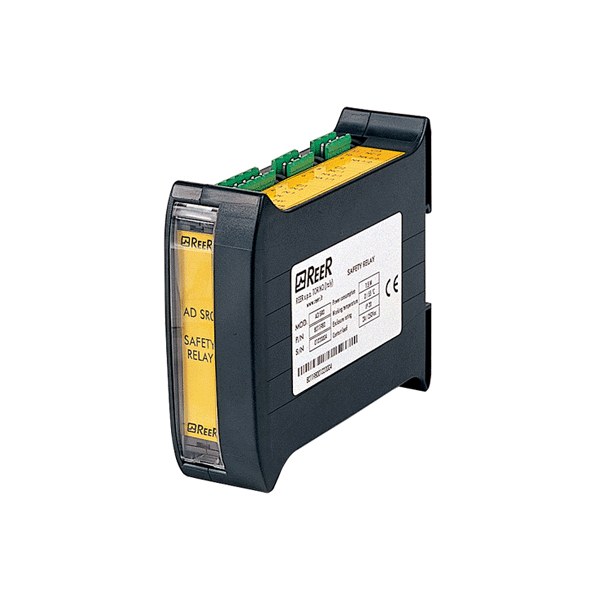 Safety Relay (AD SR0-AD SR0A)