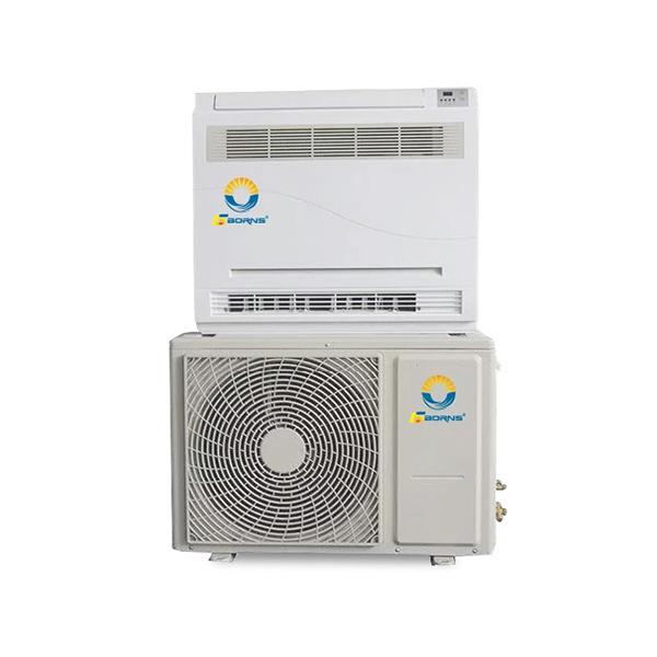 低溫空氣源熱泵式熱風機