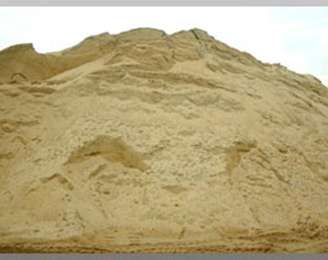 海沙與河沙的區別