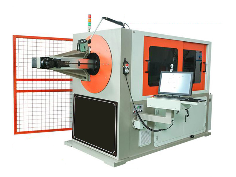 3D wire bending machine (2)