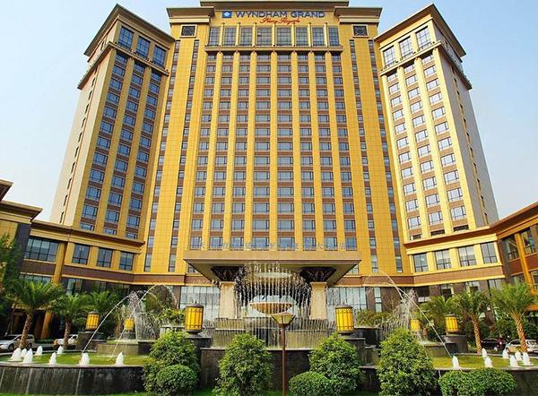 天之府豪廷國際大酒店